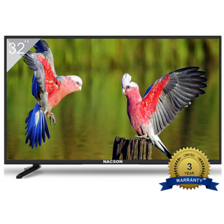 Nacson 80 cm  32 inch  NS32HD1 HD Ready/HD Plus LED TV