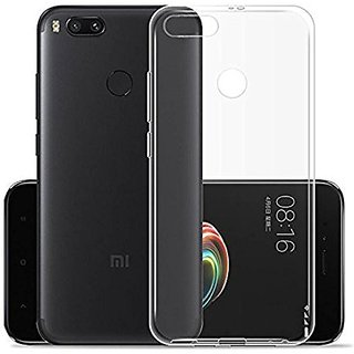 Transparent Soft Back Cover For Redmi A1