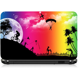VI Collections Vector Arts Printed Vinyl Laptop Decal 15.5