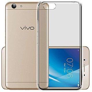 Transparent Soft Back Cover For Vivo Y53