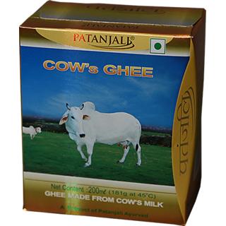 PATANJALI COWS GHEE 200 ML