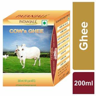 Patanjali Cows Ghee 200 gm