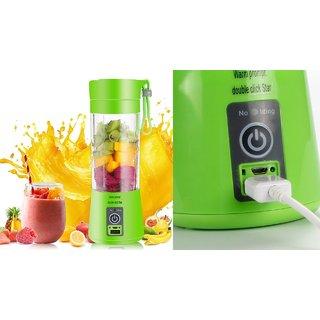NEW Portable Electric Fruit Juicer Maker Blender USB Rechargeable Mini Juice