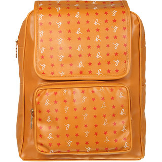 Adine tan girls bag