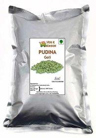 Veg E Wagon Pudina Goli 250 gm Pudina Candy ()