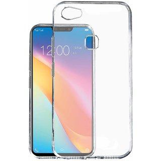 innovative design 918a2 370b6 Transparent Back Cover For Vivo Y81