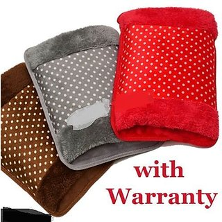 Electric Heating Gel Pad Hot Water Bags for Joint/Muscle Pains Velvet Quality