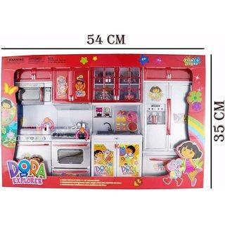 Buy Oh Baby Kids Kitchen Set For Girls Good Colour Full Gift For