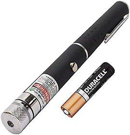 E87S High Power 532nm 5mW Green Laser Pointer Pen Visible Light Beam  Star Cap