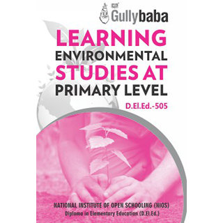 D.El.Ed.-505 Learning Environmental Studies at Primary Level