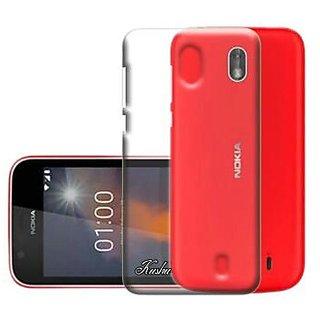 BK Transparent Back Cover For Nokia 1