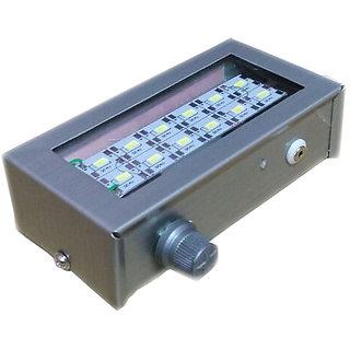 Latin LED emergency -12 led steel body unbreakeable light rechargeable