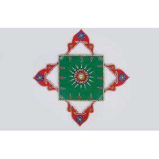 Buy Wooden Rangolihome Decor Online