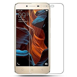 Premium Quality Gorilla Tempered Glass Screen Protector for Lenovo K6 Note (Transparent) by aadee 00556