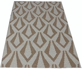 Handmade Hand Knotted Carpet(Size -140X200 C.M.)