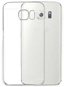 Samsung J6 2018 Soft Transparent Silicon TPU Back Cover