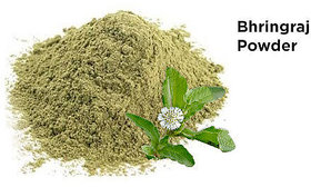 Natural Bhringraj Powder (100g), Complete Hair Care, Slows Down Balding