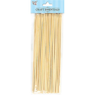 Bamboo Skewers 10 inch Craft Essential