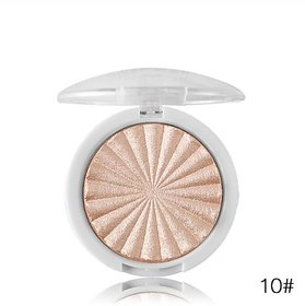 Miss Rose Glow illuminator Base  makeup Shimmer Highlighter palette