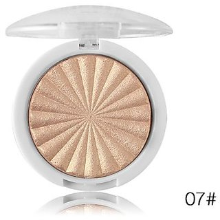 Miss Rose Glow illuminator Base  makeup Shimmer Highlighter palette golden