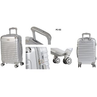 PC -02 Trolly Bag - POLY CARBONATE FOUR WHEEL TROLLEY
