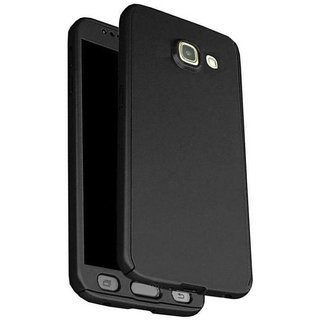 uk availability 38058 95933 SWAG STYLISH Best Quality- Dual Protection - Front Back Cover For Samsung  Galaxy j7 Max ( Jet Black Color )