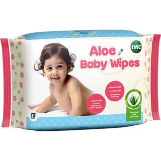 Aloe Baby Wipes From IMC
