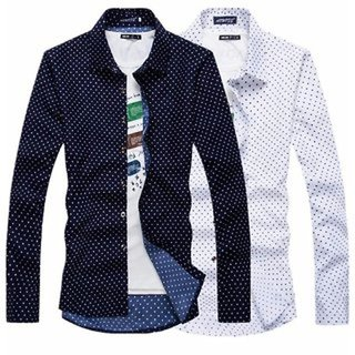 Blue Sea Men casual combo of 2 shirts