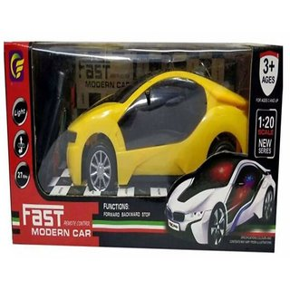 Oh Baby branded CRAZY TOYS 3D Remote Control Lightning Famous Car FOR YOUR KIDS SE-ET-390