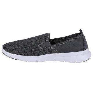Puma Mens Grey Flex Essential Slip On Casual Shoes