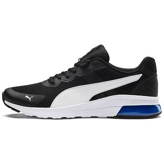 Puma Mens Black Electron Running Shoes