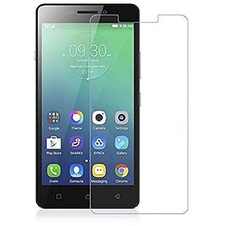 Premium Quality Gorilla Tempered Glass Screen Protector for Lenovo A7700 (Transparent) by aadee 01806