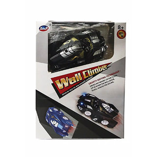 OH BABY, BABY Toy Barn Black  Wall Climbing Car FOR YOUR KIDS SE-ET-420