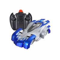 Oh Baby branded ELECTRONIC TOY Toy Barn Blue  Wall Climbing Car FOR YOUR KIDS SE-ET-421