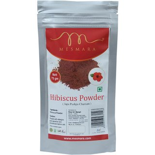 Mesmara Herbal Hibiscus Powder 75G