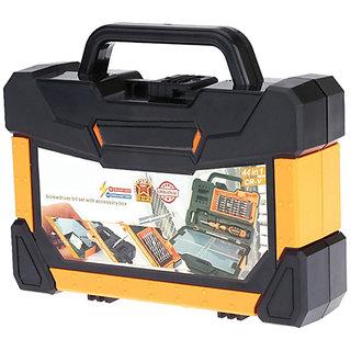 Futaba JM-8152 Magnetic Screwdriver Repair Tool Set + Tweezer + Toolbox for mobile phone repairing kit
