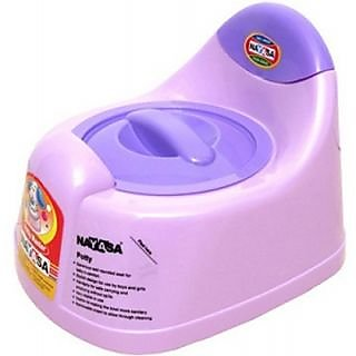 Nayasa Baby Potty Trainer Assorted Colors