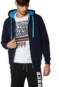 color club blue mens jacket
