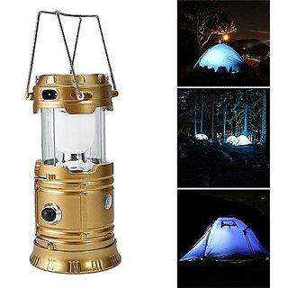 Favourite Deals 5800 Solar Lantern Ktbl16 Emergency Light  (Multicolor)