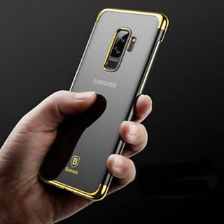 RGW Back Case Cover for Samsung S9 Plus - Black