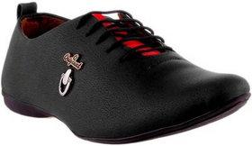 Crown Sapphire Men's Black Outdoors Shoe