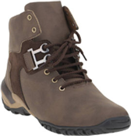 Crown Sapphire Men's Brown Boots