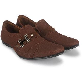 Crown Sapphire Men's Brown Outdoors Shoe