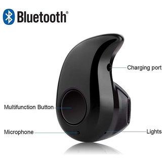 kaju Mini Wireless Bluetooth Headset Universal Earphone Earbud with Mic