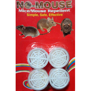 Rat Repellent Balls - Pack Of 4