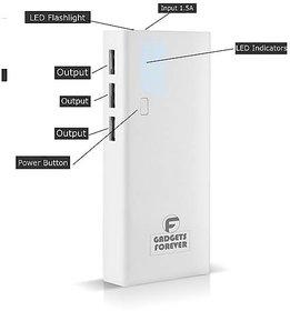 Gadgets forever IK-06 - 15000 mAH Power Bank