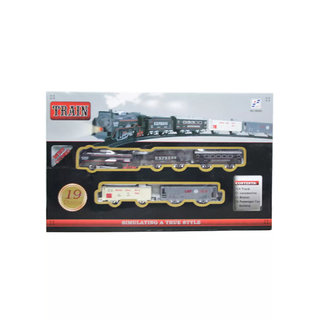 OH BABY, BABY Battery Operated Choo-Choo- Super Plastic Train FOR YOUR KIDS SE-ET-493