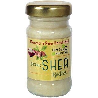 Mesmara Raw Unrefined Organic Shea Butter 100G