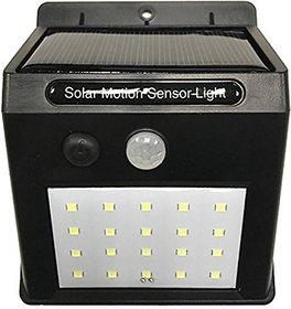 AS Solar Powered LED Wall Light PIR sensor+CDS Night sensor Light For Doorplate,aisle,street,garden ect.