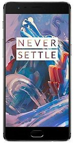 Refurbished OnePlus 3 Quad Core A3000 Graphite 64GB Storage 6GB RAM 4G LTE